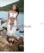 Orient Textiles Premium Lawn Dresses 2014 For Women 8