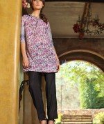 Orient Textiles Spring Summer Dresses 2014 For Girls 1