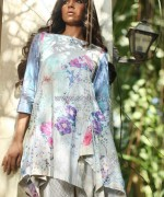 Orient Textiles Spring Summer Dresses 2014 For Women 11
