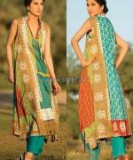 Orient Textiles Spring Summer Dresses 2014 For Women 8
