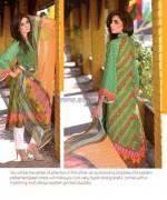 Phulkari Summer Dresses 2014 by Taana Baana 3