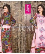 Puri Textiles Lawn Dresses 2014 For Summer 1