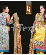 Puri Textiles Lawn Dresses 2014 For Summer 2