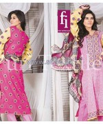 Puri Textiles Lawn Dresses 2014 For Summer 4