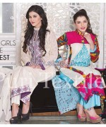 Puri Textiles Lawn Dresses 2014 For Summer 5