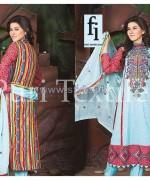 Puri Textiles Lawn Dresses 2014 For Women 10