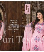 Puri Textiles Lawn Dresses 2014 For Women 7