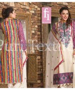 Puri Textiles Lawn Dresses 2014 For Women 9
