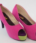 Purple Patch Spring Shoes 2014 For Women 001
