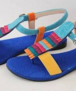 Purple Patch Summer Footwear Collection 2014 For Women 004
