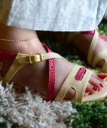Purple Patch Summer Footwear Collection 2014 For Women 006
