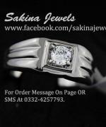 Sakina Jewelery Rings Designs 2014 For Women 006
