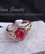 Sakina Jewelery Rings Designs 2014 For Women 007