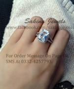 Sakina Jewelery Rings Designs 2014 For Women 009