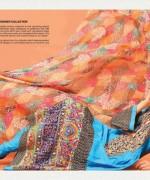 Salam's Textile Summer Dresses 2014 Volume 2 For Women 001