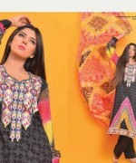 Salam's Textile Summer Dresses 2014 Volume 2 For Women 0013
