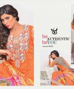 Salam's Textile Summer Dresses 2014 Volume 2 For Women 002