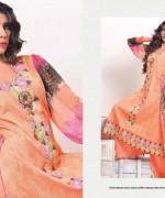 Salam's Textile Summer Dresses 2014 Volume 2 For Women 009