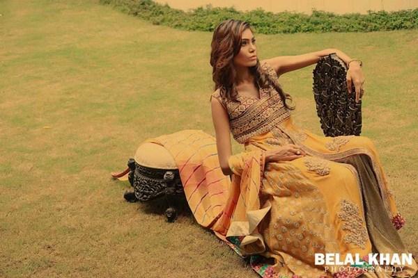 Salma Dawood Formal Dresses 2014 For Women