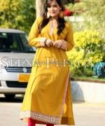 Seena Peerona Casual Dresses 2014 For Girls 2