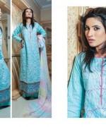 Shahzeb Designer Lawn Dresses 2014 For Women 001