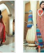 Shahzeb Designer Lawn Dresses 2014 For Women 002