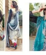 Shahzeb Designer Lawn Dresses 2014 For Women 004