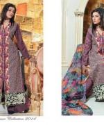 Shahzeb Designer Lawn Dresses 2014 For Women 005