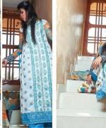 Shahzeb Designer Lawn Dresses 2014 For Women 006