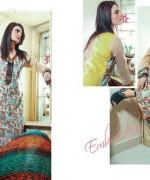 Shahzeb Designer Lawn Dresses 2014 For Women 007