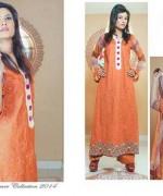 Shahzeb Designer Lawn Dresses 2014 For Women 008