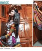 Shahzeb Designer Lawn Dresses 2014 For Women 009