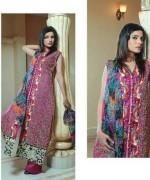 Shahzeb Designer Lawn Dresses 2014 For Women