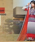Shaista Cloth Lawn Dresses 2014 For Summer 2