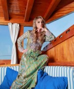 Shariq Textiles Feminine Collection 2014 For Summer 1