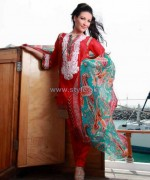 Shariq Textiles Feminine Collection 2014 For Summer 3