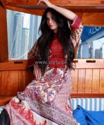 Shariq Textiles Feminine Collection 2014 For Summer 6