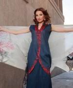 Shariq Textiles Subhata Printed Lawn 2014 for Women007