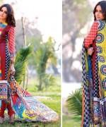 Sitara Textiles Chiffon Lawn Dresses 2014 For Women 0015