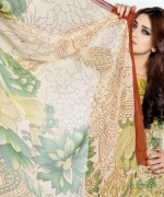 Sitara Textiles Chiffon Lawn Dresses 2014 For Women