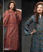 Sitara Textiles Lawn Dresses 2014 Volume 1 For Women 002