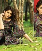 Sitara Textiles Lawn Dresses 2014 Volume 1 For Women 004
