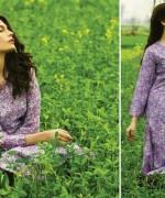 Sitara Textiles Lawn Dresses 2014 Volume 1 For Women 005