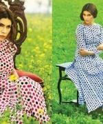 Sitara Textiles Lawn Dresses 2014 Volume 1 For Women 006