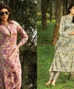 Sitara Textiles Lawn Dresses 2014 Volume 1 For Women