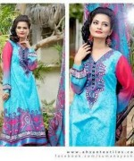 Suman Ayesha Lawn Dresses 2014 Volume 3 For Women 0010