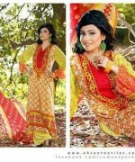 Suman Ayesha Lawn Dresses 2014 Volume 3 For Women 0012