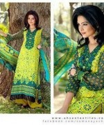 Suman Ayesha Lawn Dresses 2014 Volume 3 For Women 002
