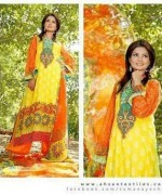Suman Ayesha Lawn Dresses 2014 Volume 3 For Women 003