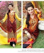 Suman Ayesha Lawn Dresses 2014 Volume 3 For Women 005